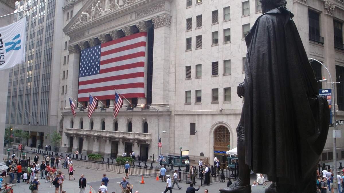 Фондовый рынок США и коронавирус – цены на акции упали