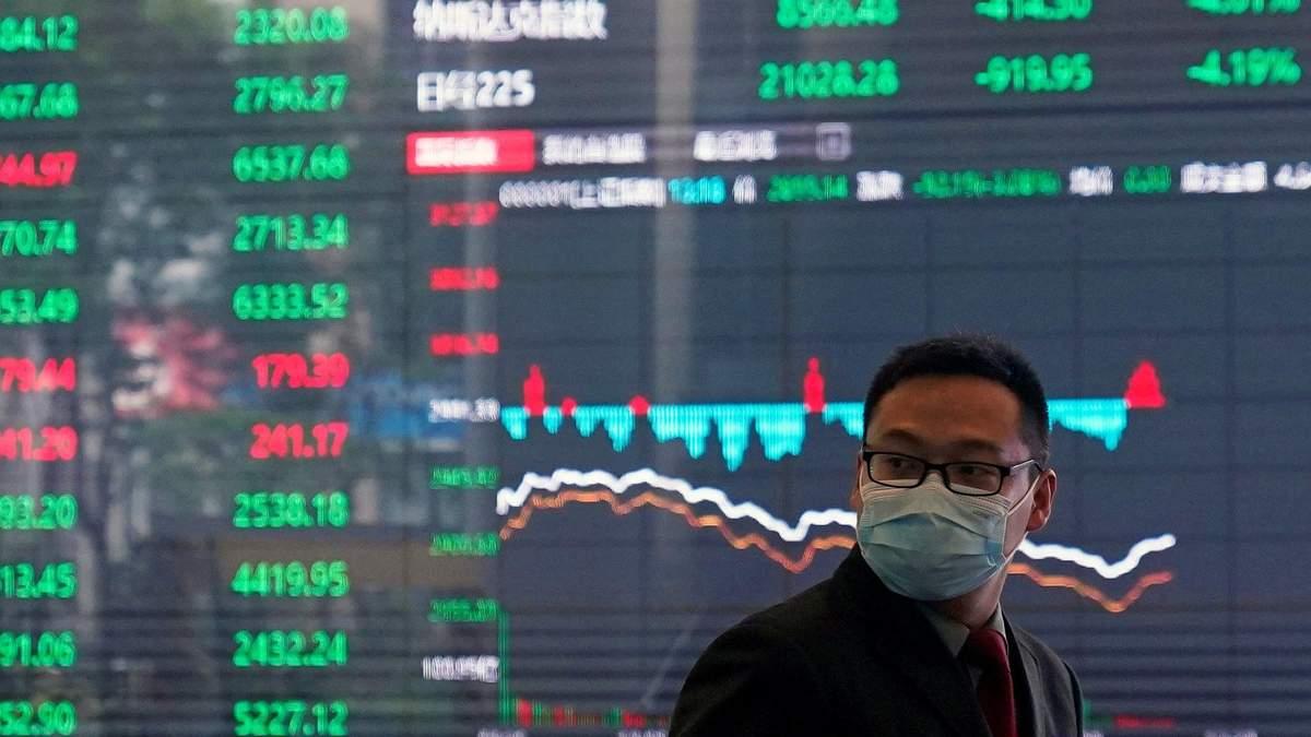 Фінансові ринки і коронавірус 2020: акції яких компаній зросли