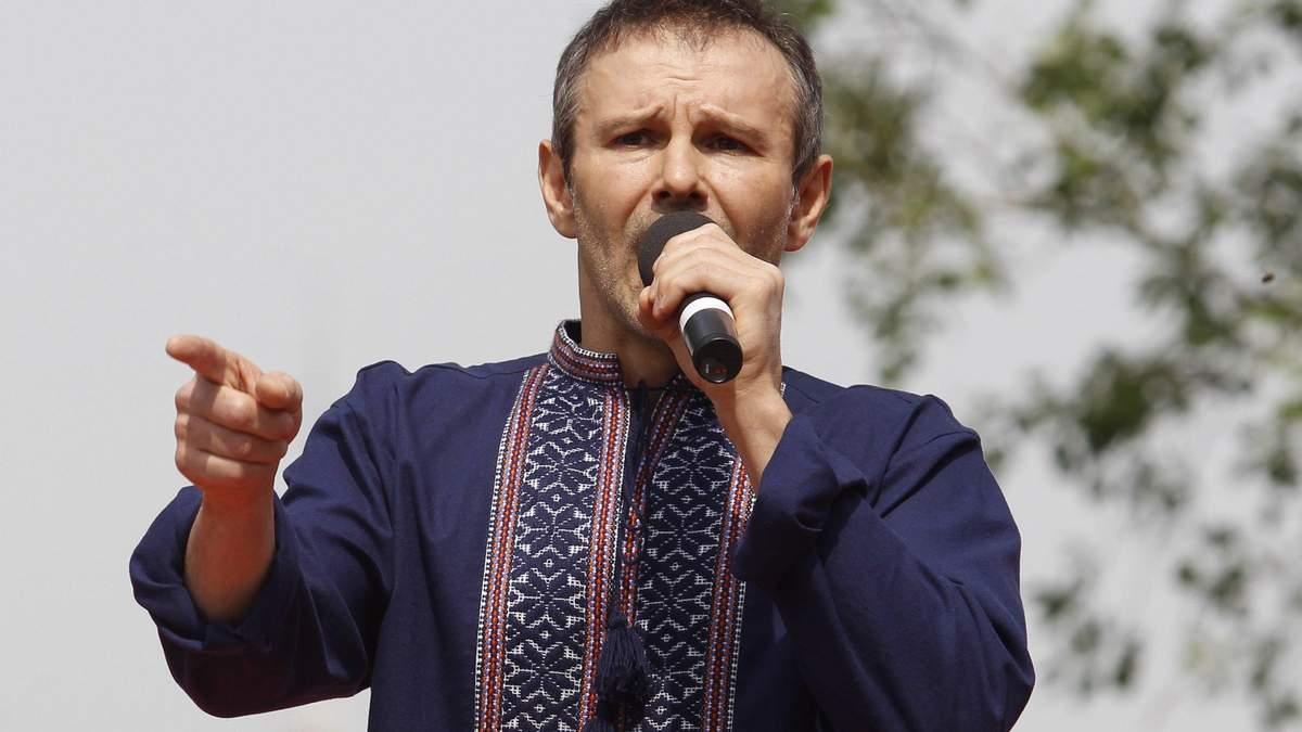 Святослав Вакарчук пока остается народным депутатом