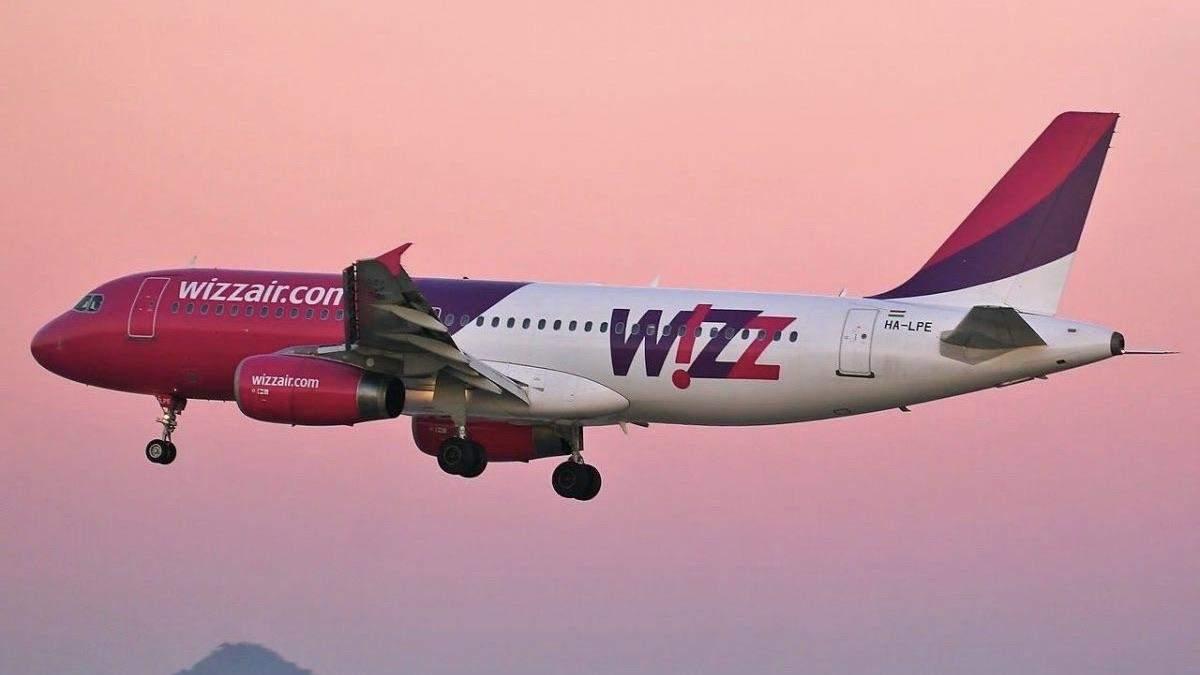 Wizz Air Запоріжжя - Дортмунд: ціна, дата