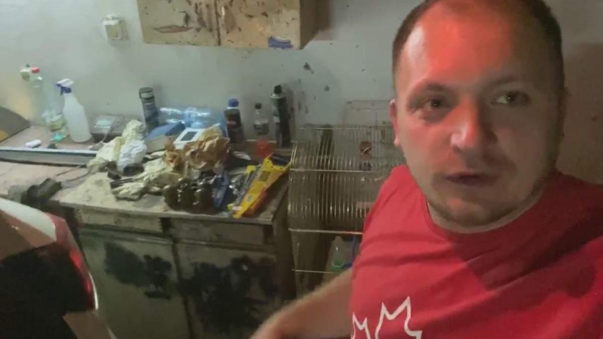 Мер Конотопа знайшов гранати у багажнику свого авто: інформацію перевіряє поліція