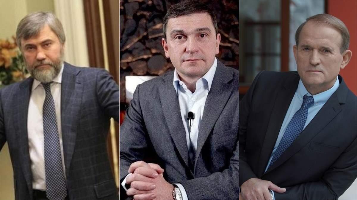 Элитные автопарки Медведчука и Новинского: кто из депутатов зарегистрировал больше всего авто