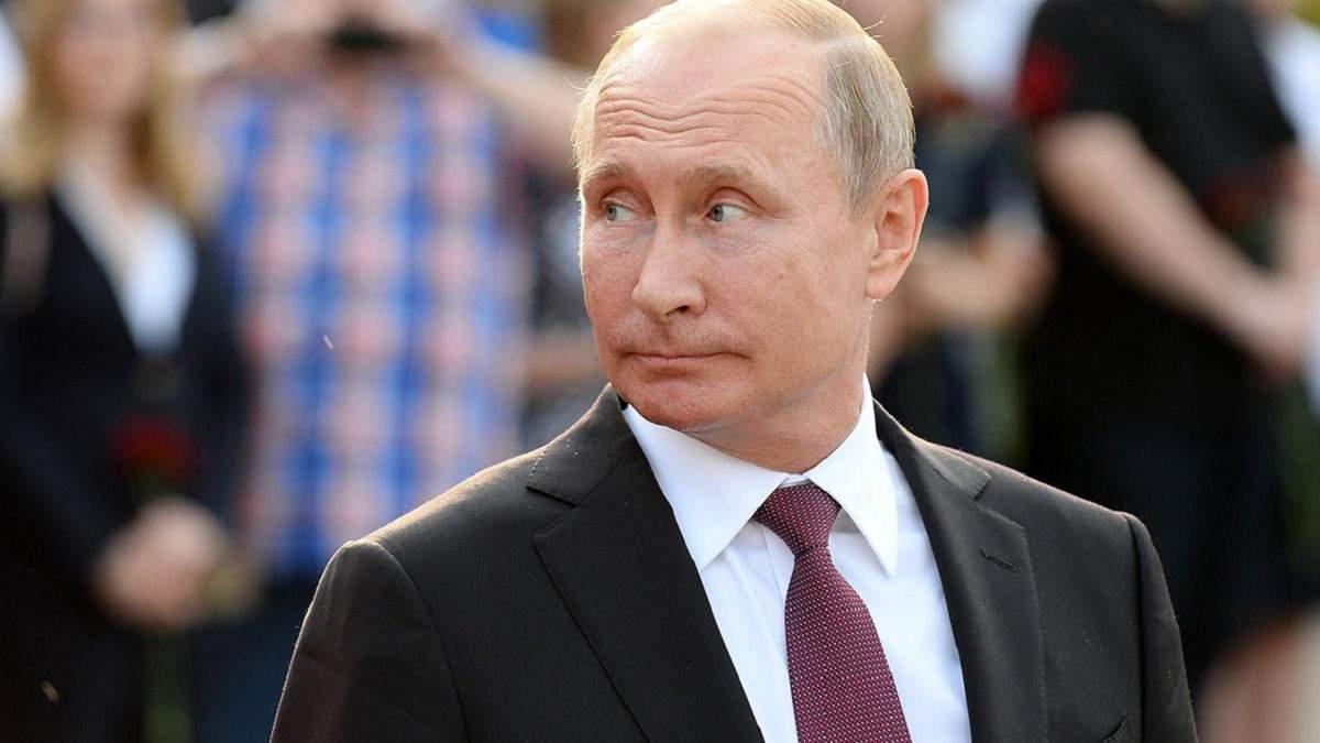 Писанина Путіна, або Хто проаналізує статтю недообнуленого?