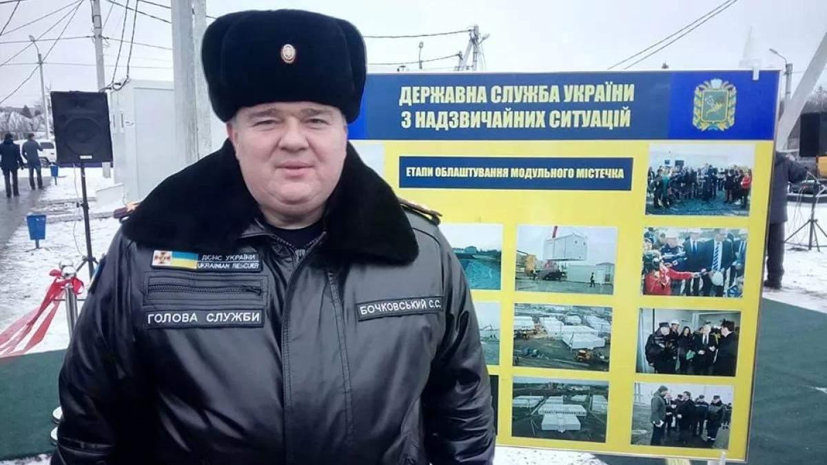 Скандальный Бочковский вновь стал главой ГСЧС: решение Верховного суда
