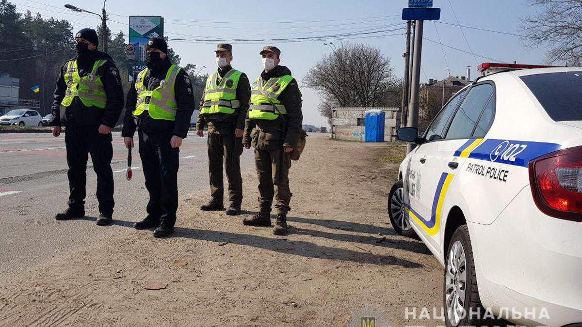 Скільки правоохоронців заразились коронавірусом в Україні