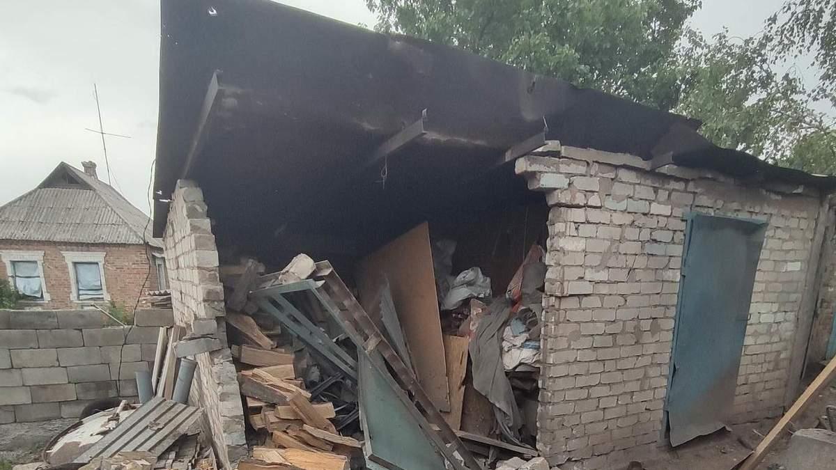 У штабі ОС показали фото наслідків удару російських окупантів по житлових кварталах Авдіївки