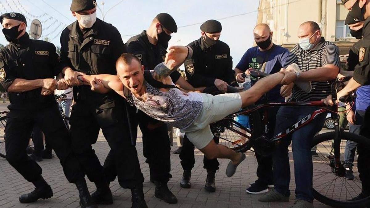 Протести в Мінську та містах Білорусі 19 червня 2020: відео, фото