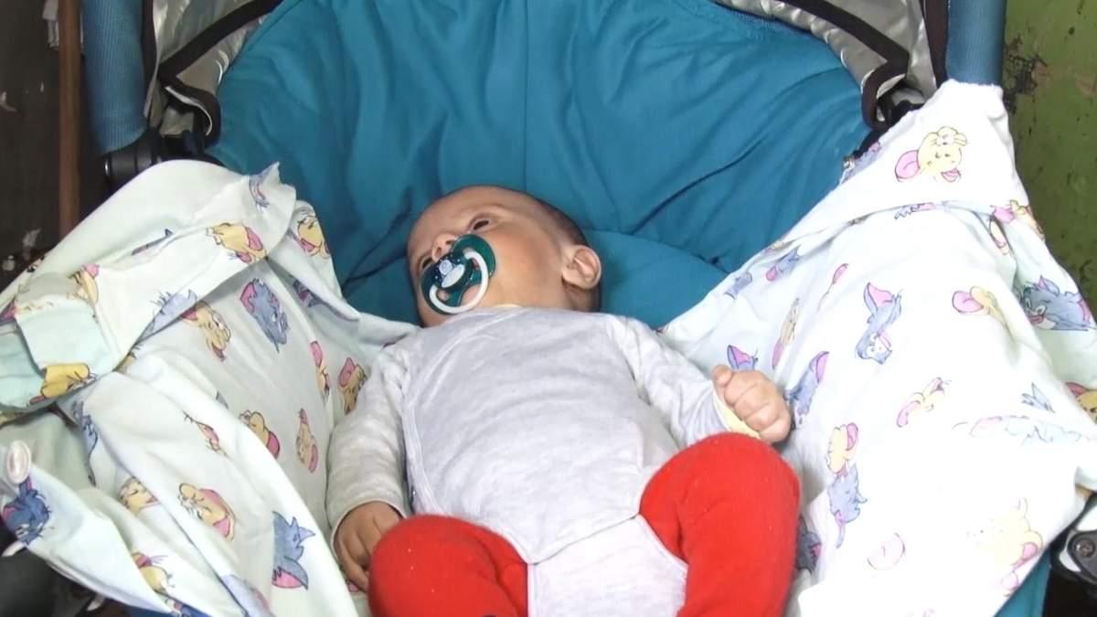 Мальчик по имени Зеленский - президента зовут кумом, фото