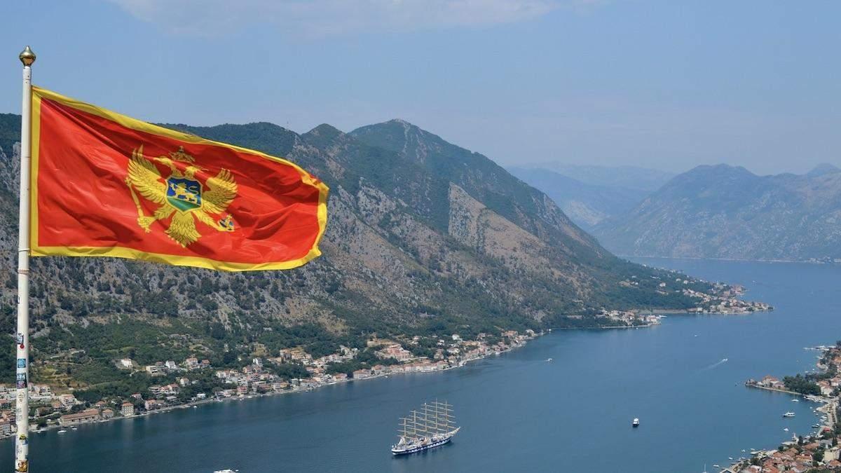 Черногория открыла границы для Украины летом 2020: условия