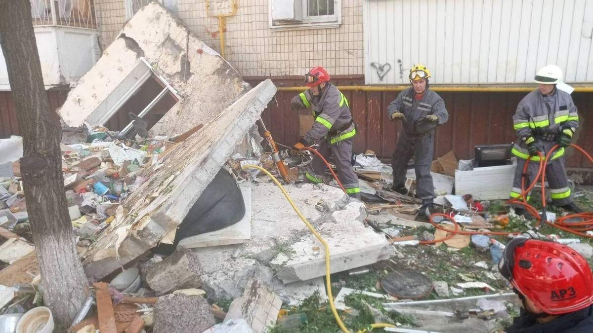 Взрыв в Киеве 21 июня 2020: движение транспорта ограничили