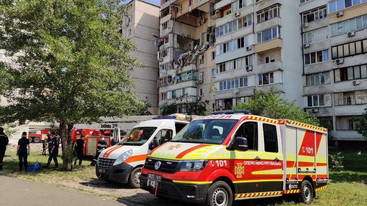 Киевгаз проверял дом на Позняках, где произошел взрыв, перед трагедией