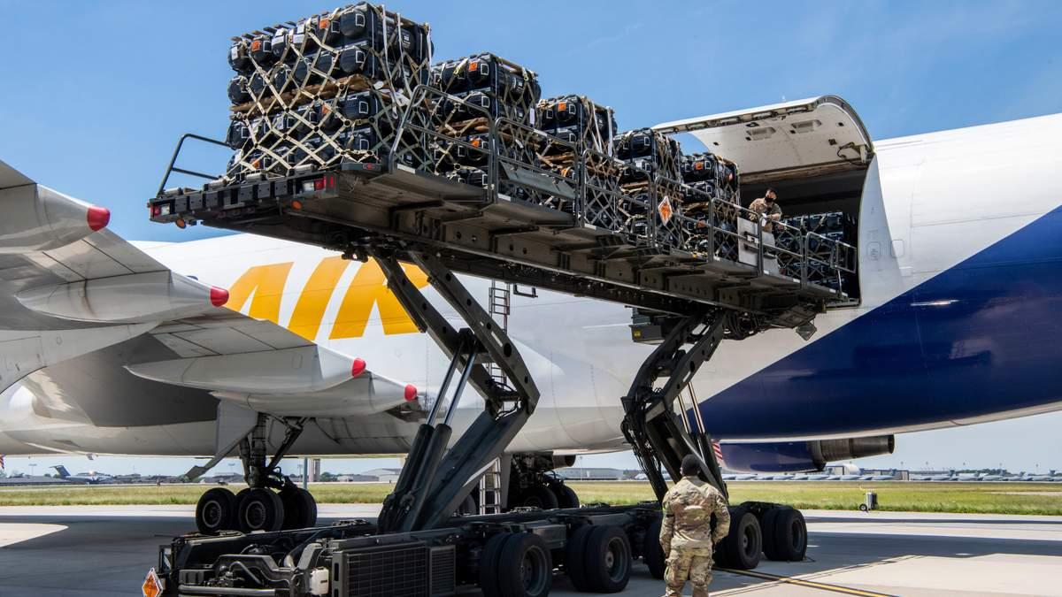 """Ракети """"Джавелін"""", які відправляться в Україну"""