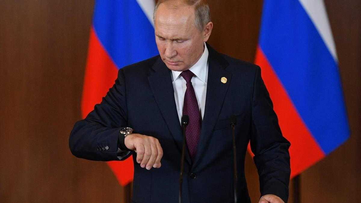 Як Путін знову зібрався у президенти