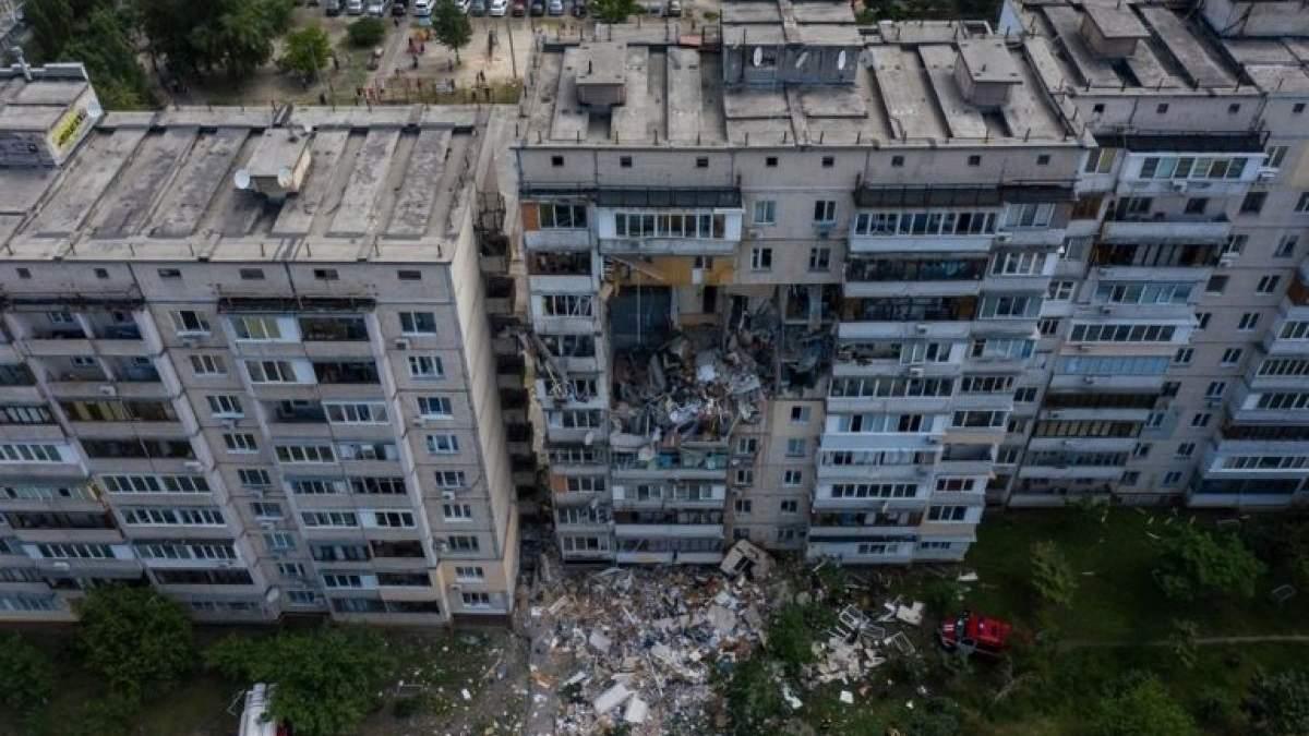 Постраждалим від вибуху на Позняках виділять гроші на квартири