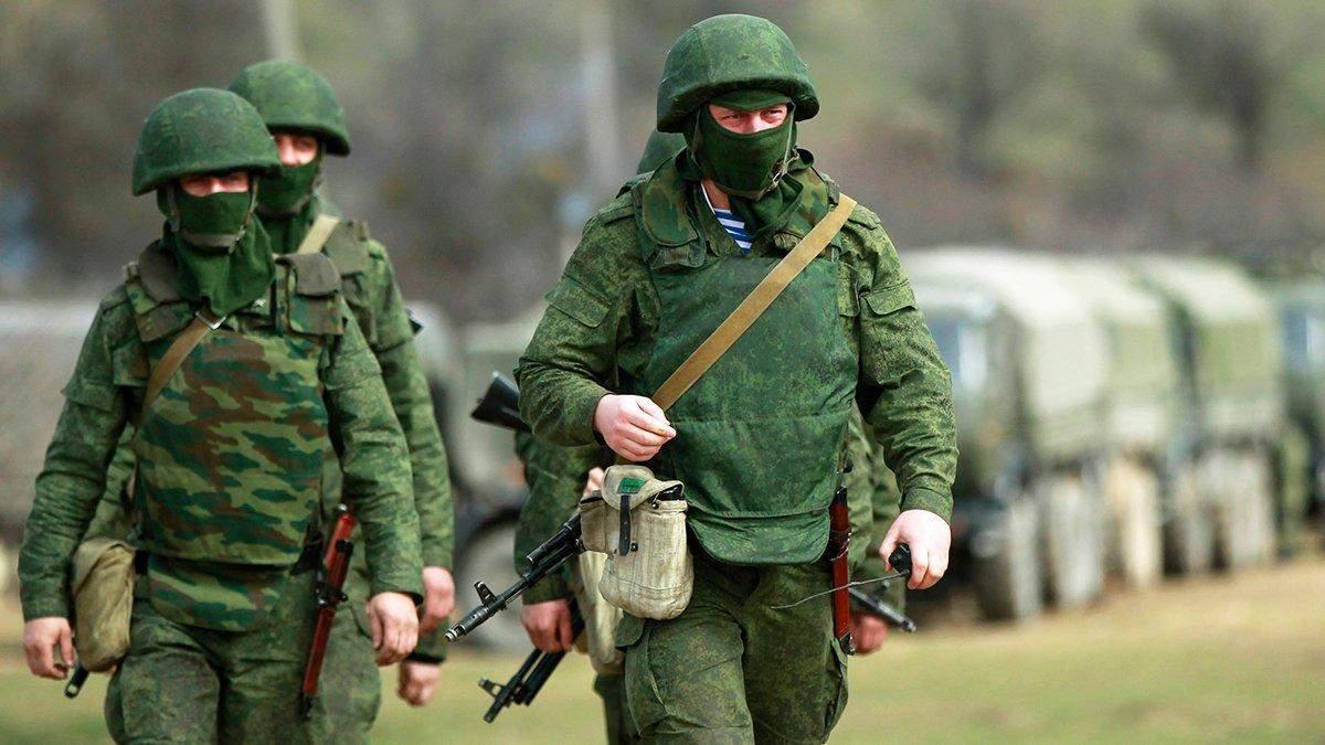 Террористы подкрепляются в Луганске