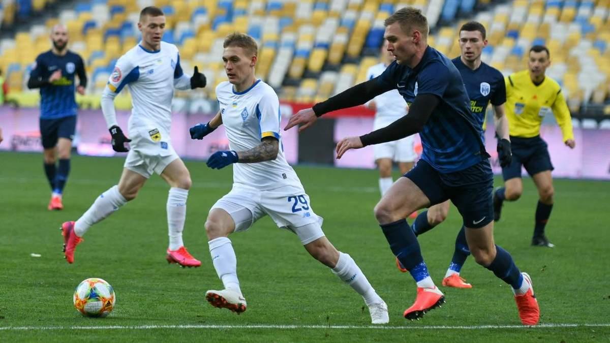 Десна – Динамо – где смотреть онлайн матч 28 июня 2020 – УПЛ