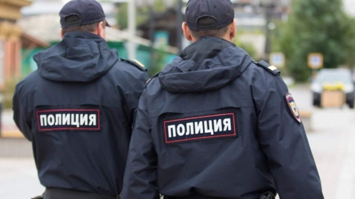 В России офицера полиции обвинили в работе на СБУ