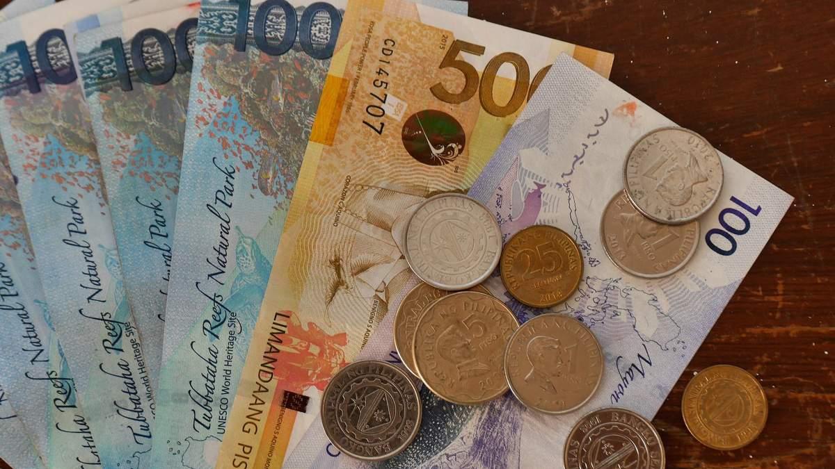 Азійські валюти 2020 – курс філіппінського песо вигідніший