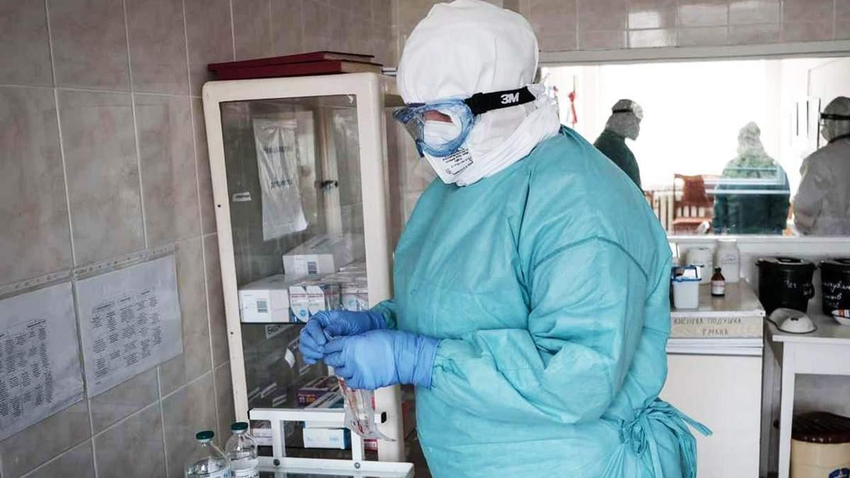 Страхові виплати за смерті лікарів від коронавіурсу