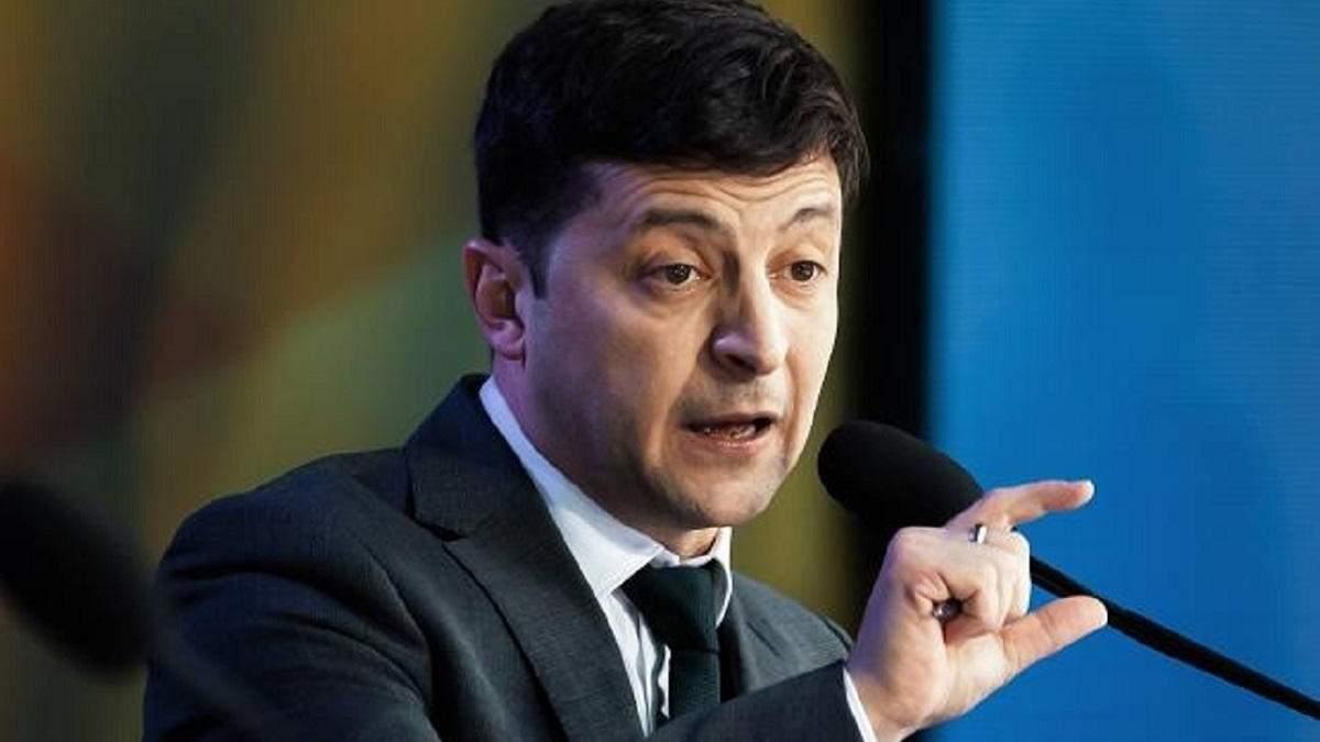 Сколько украинцев доверяют Зеленскому: данные за июнь 2020