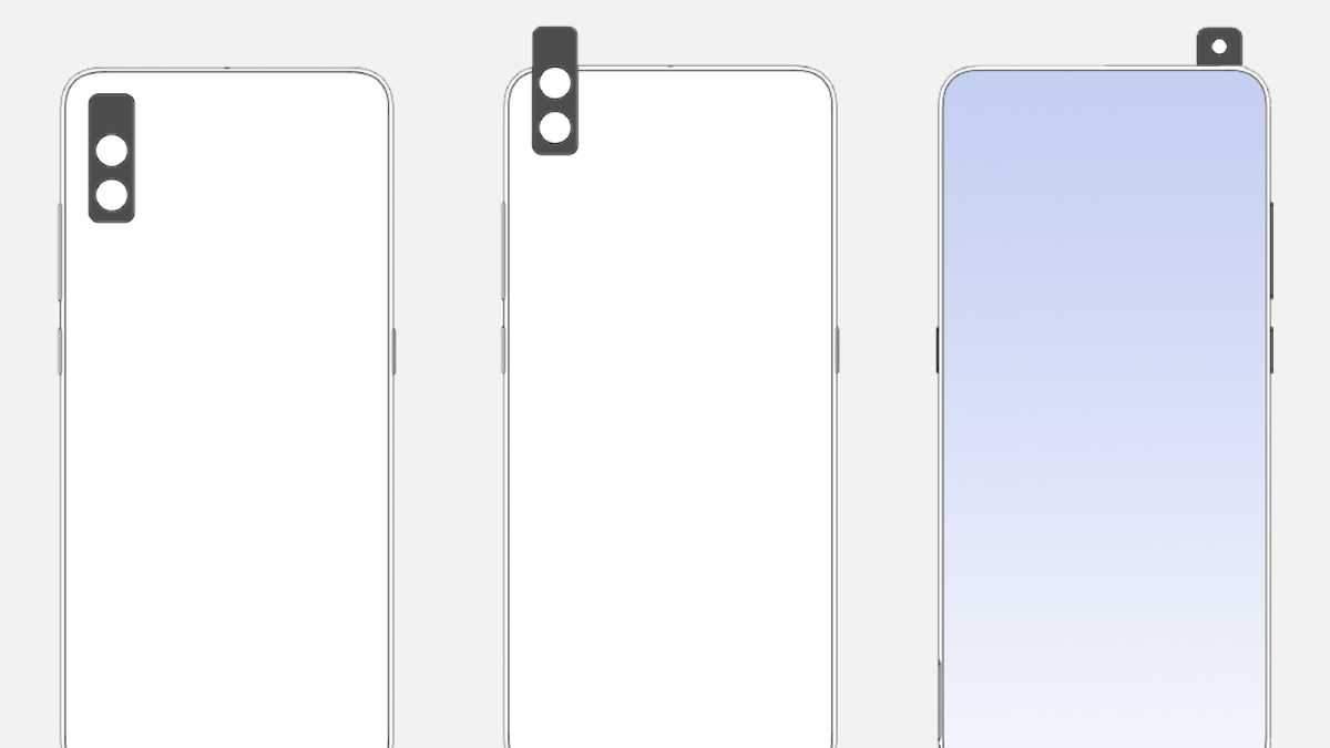 Xiaomi нашла новую оригинальную идею, чтобы спрятать камеру