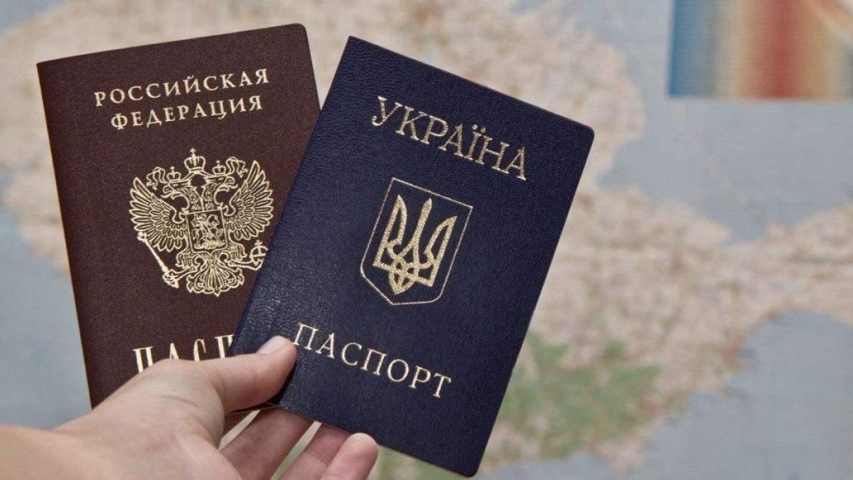 Росія знову починає примусову паспортизацію на Донбасі