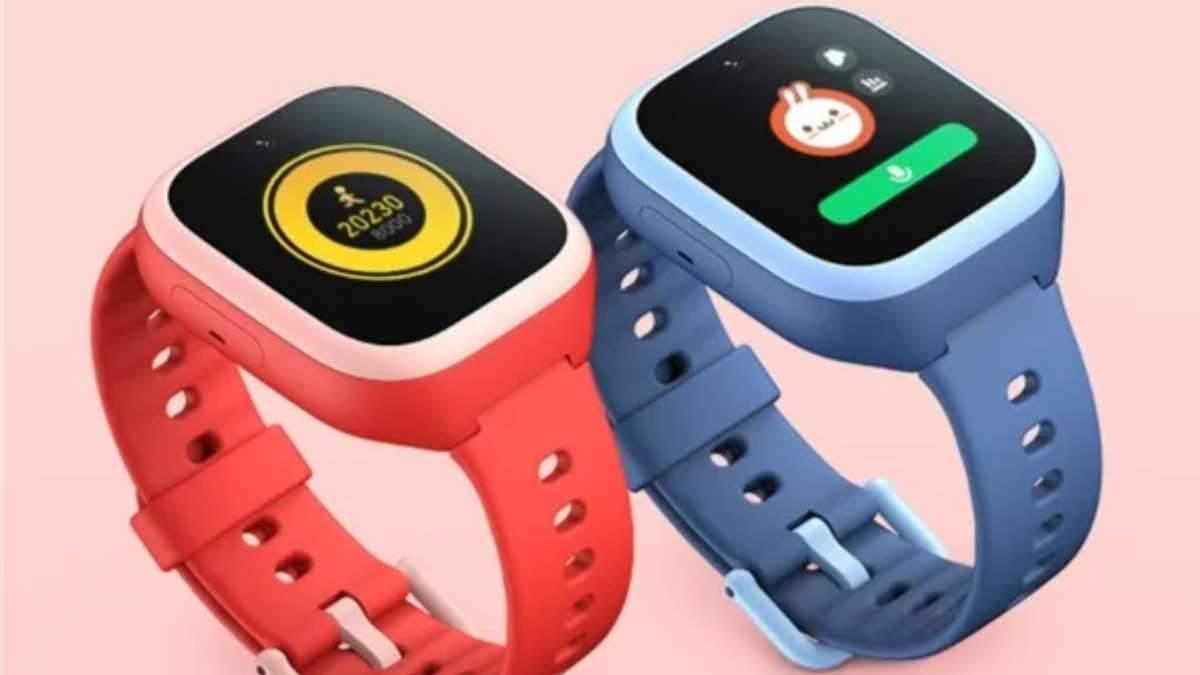 Xiaomi Mi Rabbit Children Watch 4C: новый умный часы для детей