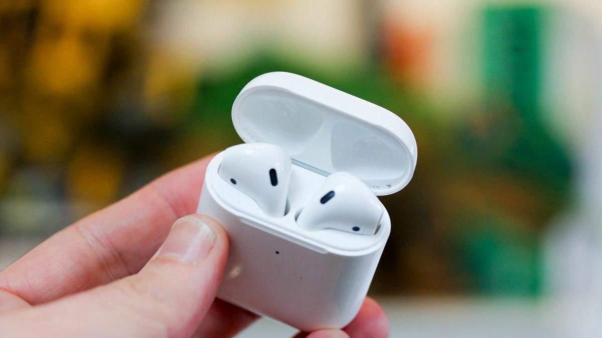 AirPods 3: деталі про нове покоління навушників Apple