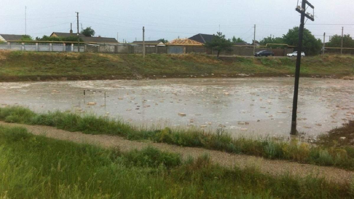 Непогода в Одесской области и Крыму 23.06. 2020: фото и видео