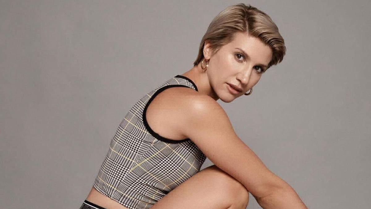 Как избавиться от усталости и боли в спине: тренировка Аниты Луценко