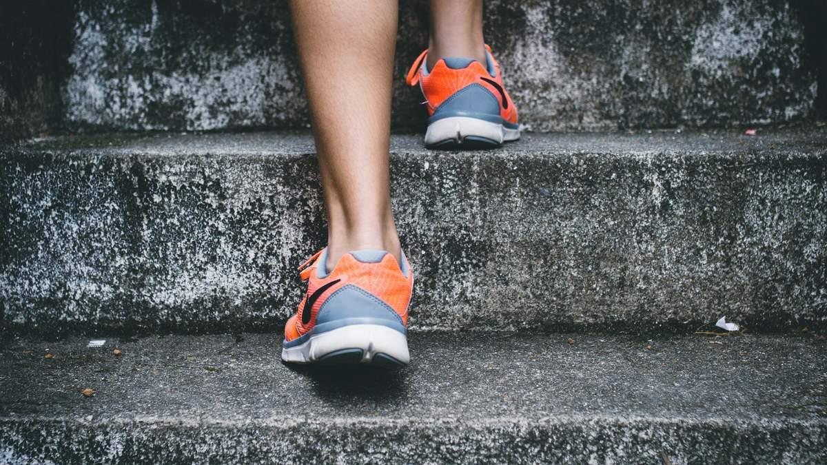 Синдром раздраженного кишечника и шаги
