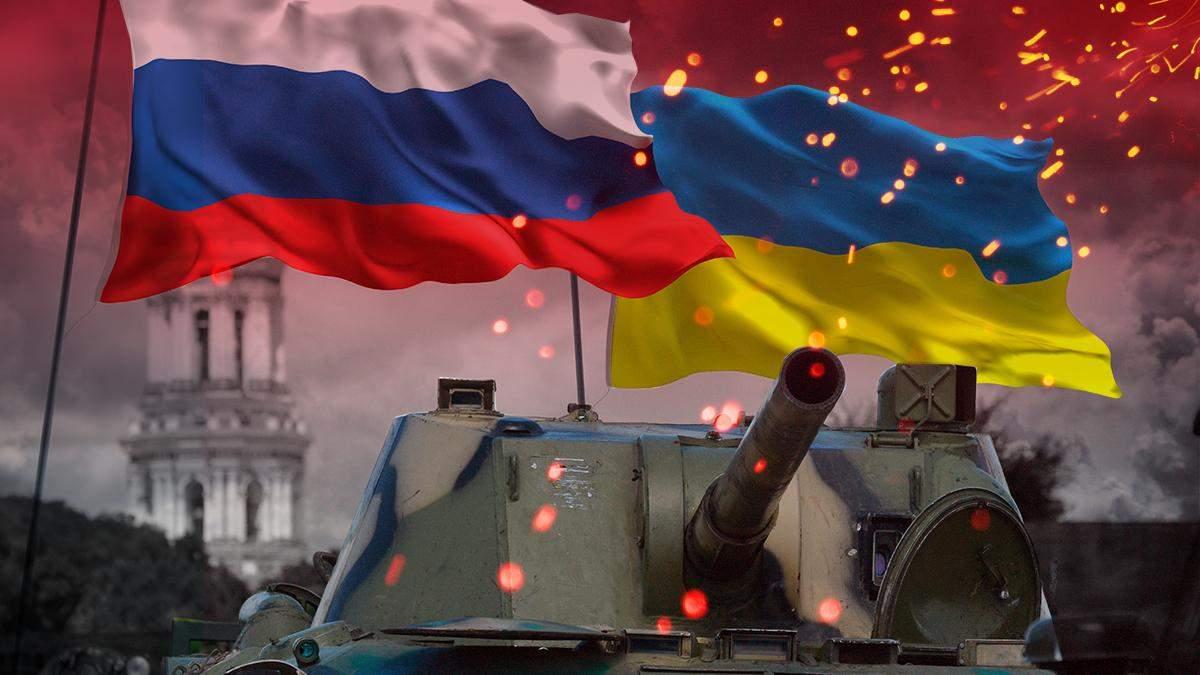 Україна потролила Росія у соцмережах