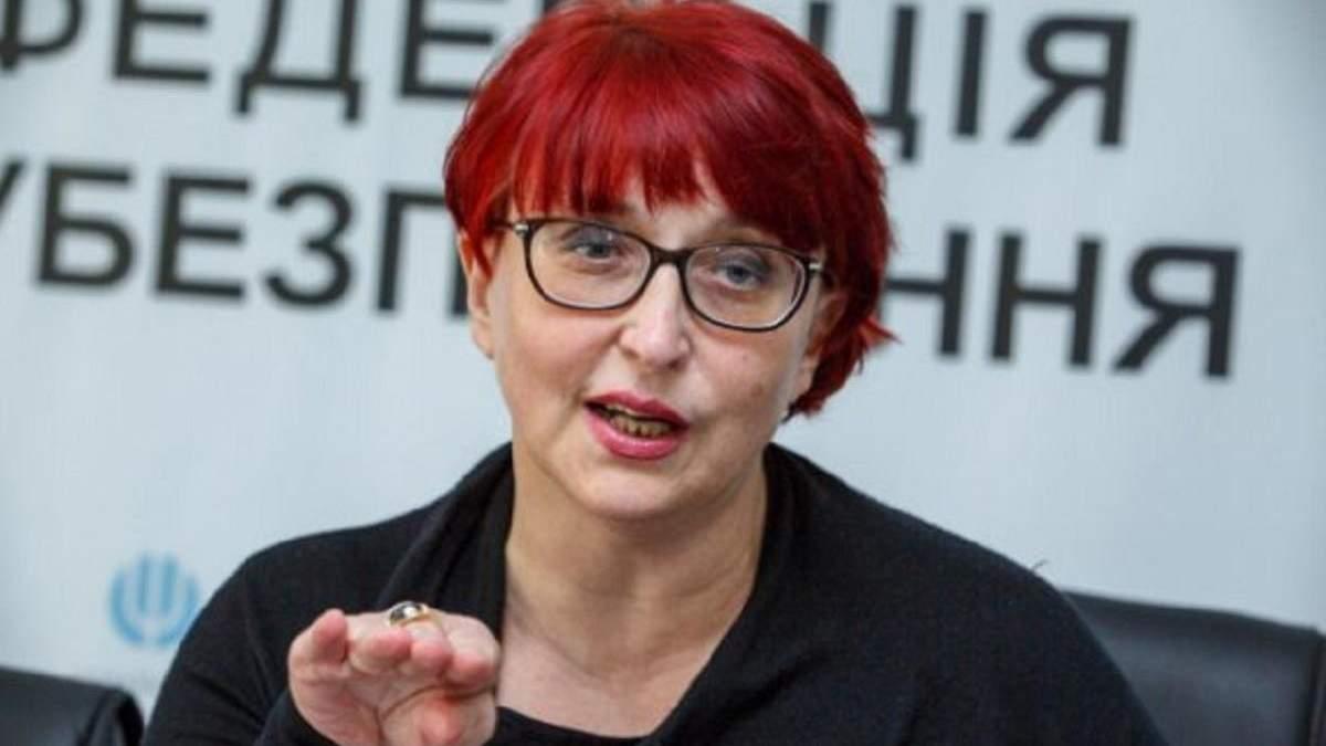 """Галина Третьякова заявила, що у безробітних народжуються діти """"низької якості"""":"""