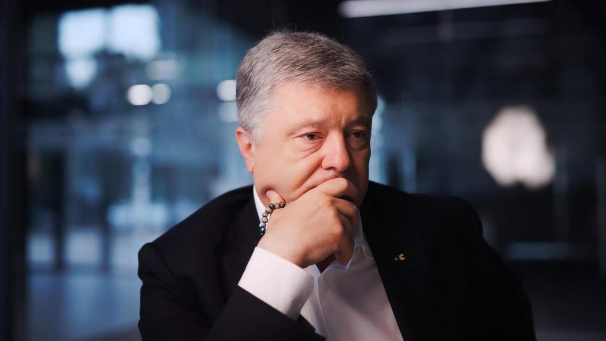 Уголовное производство против Порошенко по заявлению Коломойского