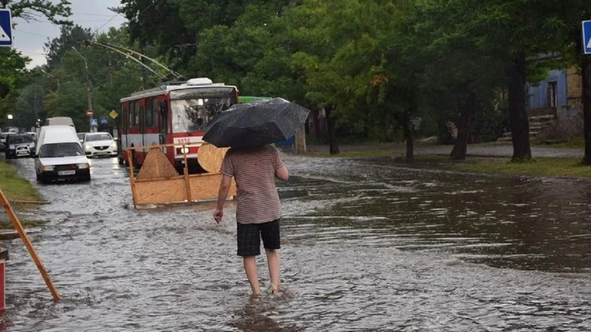 Негода у Миколаєві 24 червня 2020: деталі, фото, відео