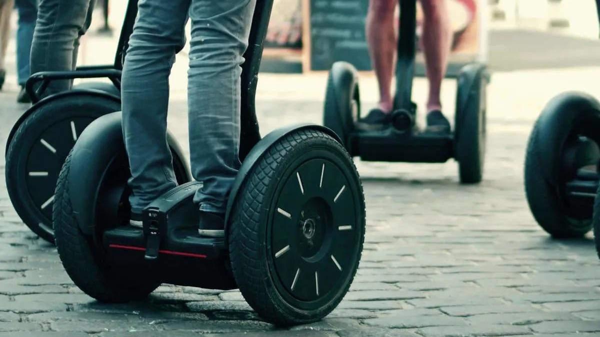 Компанія Segway  припинить продаж електроциклів
