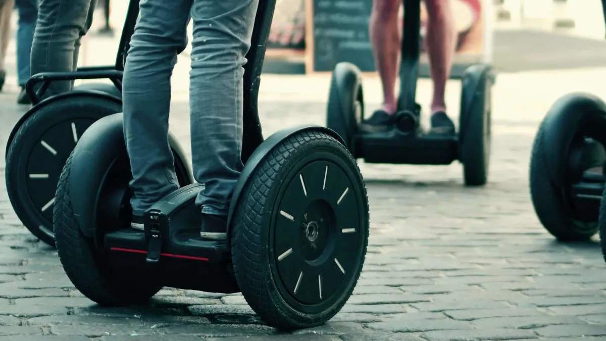Компания Segway прекратит продажу электроциклов
