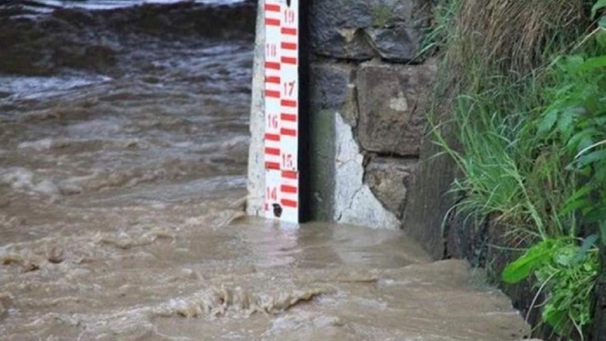 Наводнение в Украине: где 25 июня 2020 прогнозируют подъем воды