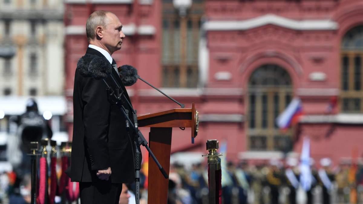 Путін – що буде з Росією після голосування за поправки – 24 Канал
