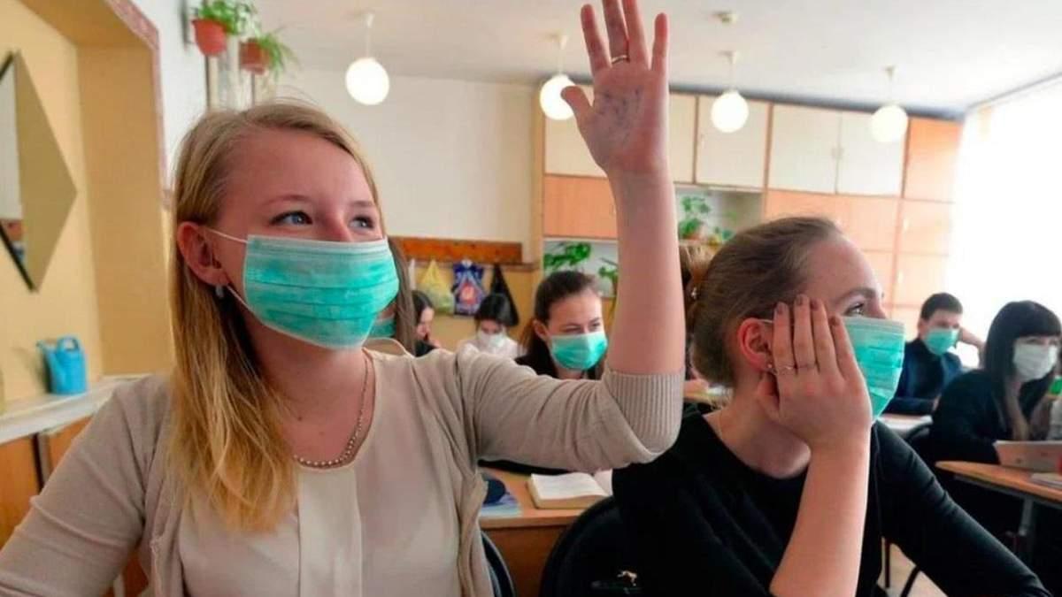 ВНО 2020: на Львовщине всех учителей протестировали на коронавирус