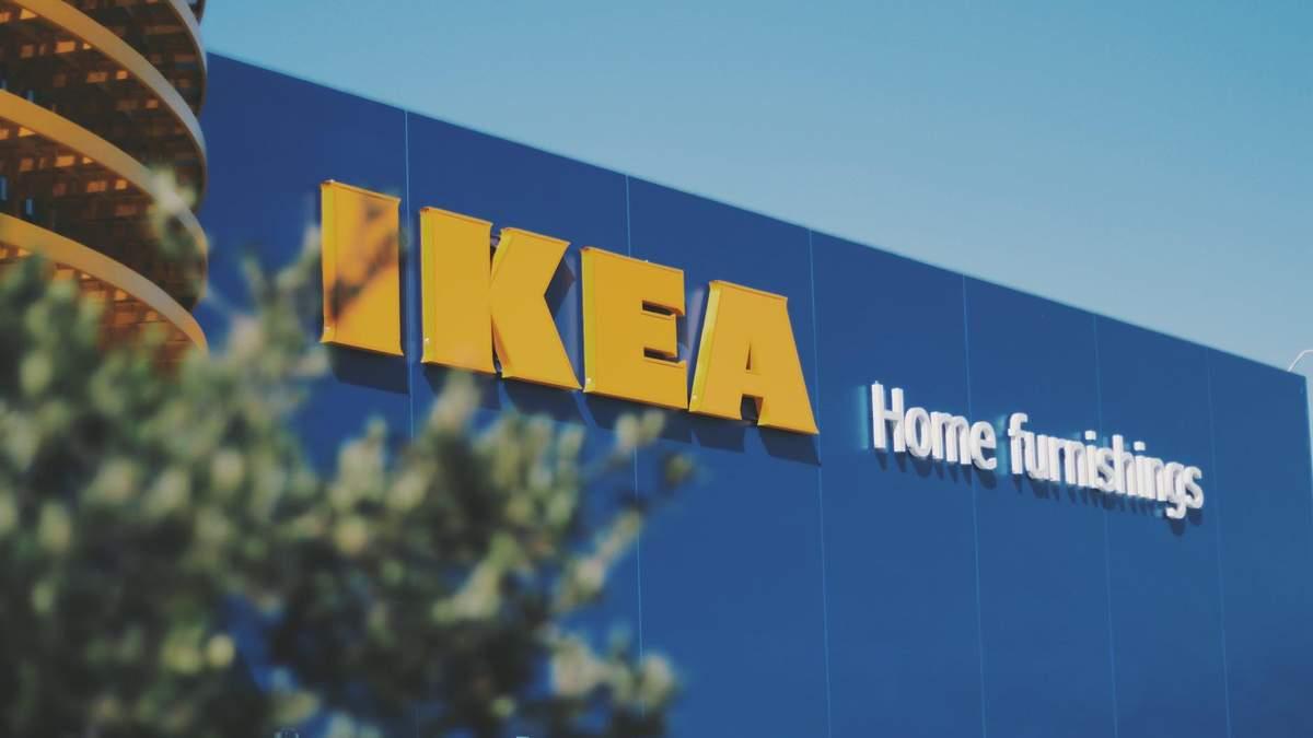 Скандал с IKEA и украинской древесиной
