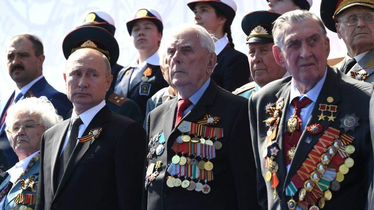 Проведення параду до Дня перемоги вдарить по іміджу Путіна