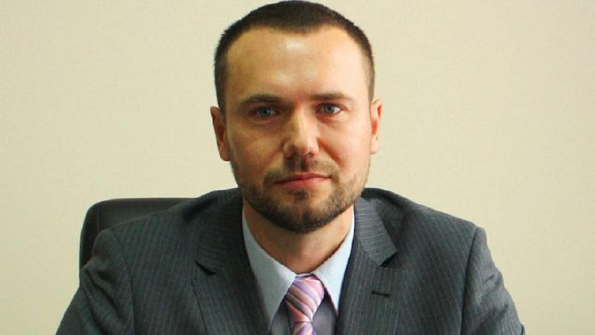 Сергій Шкарлет - виконувач обов'язків міністра освіти