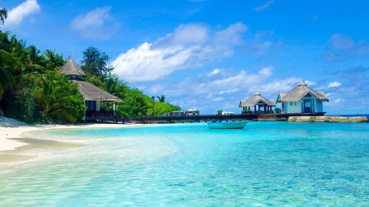 Дивовижні фотографії Мальдів