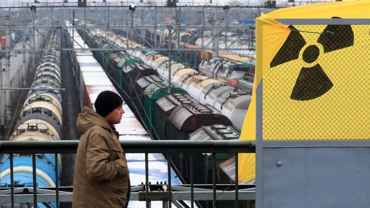 Росія стає місцем призначення небезпечних відходів