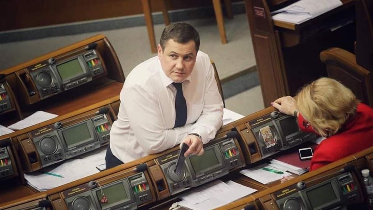 Сергей Евтушок стал депутатом от Батькивщины 25 июня 2020