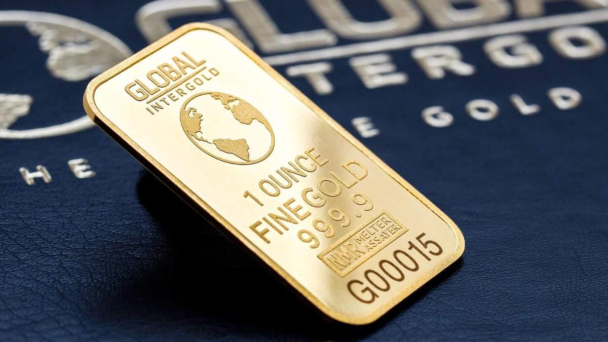 Ціна золота до кінця 2020 року – прогноз Bank of America