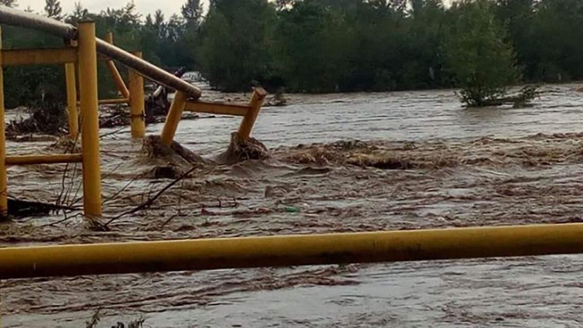 Причины наводнения на западе Украины 2020: версия Татьяны Тимочко