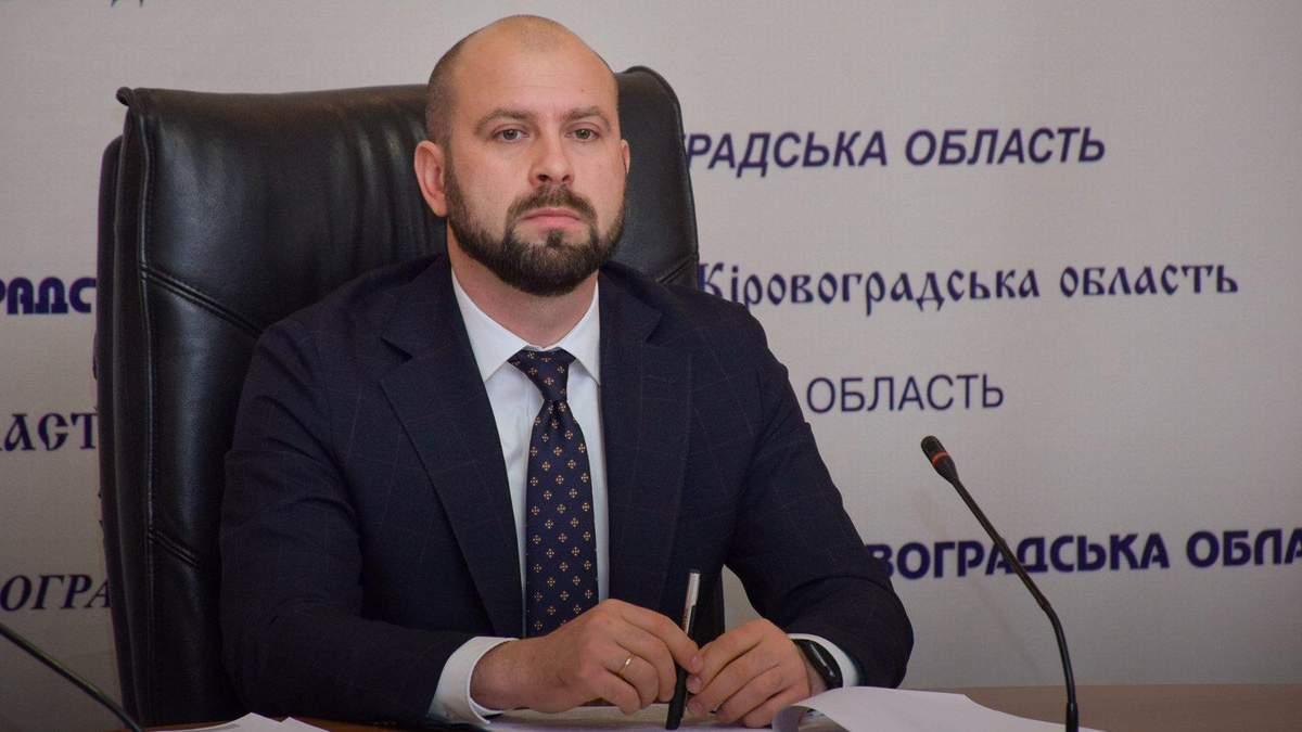 НАБУ затримало очільника Кіровоградської ОДА Балоня: посадовець вимагав 1,8 мільйона гривень