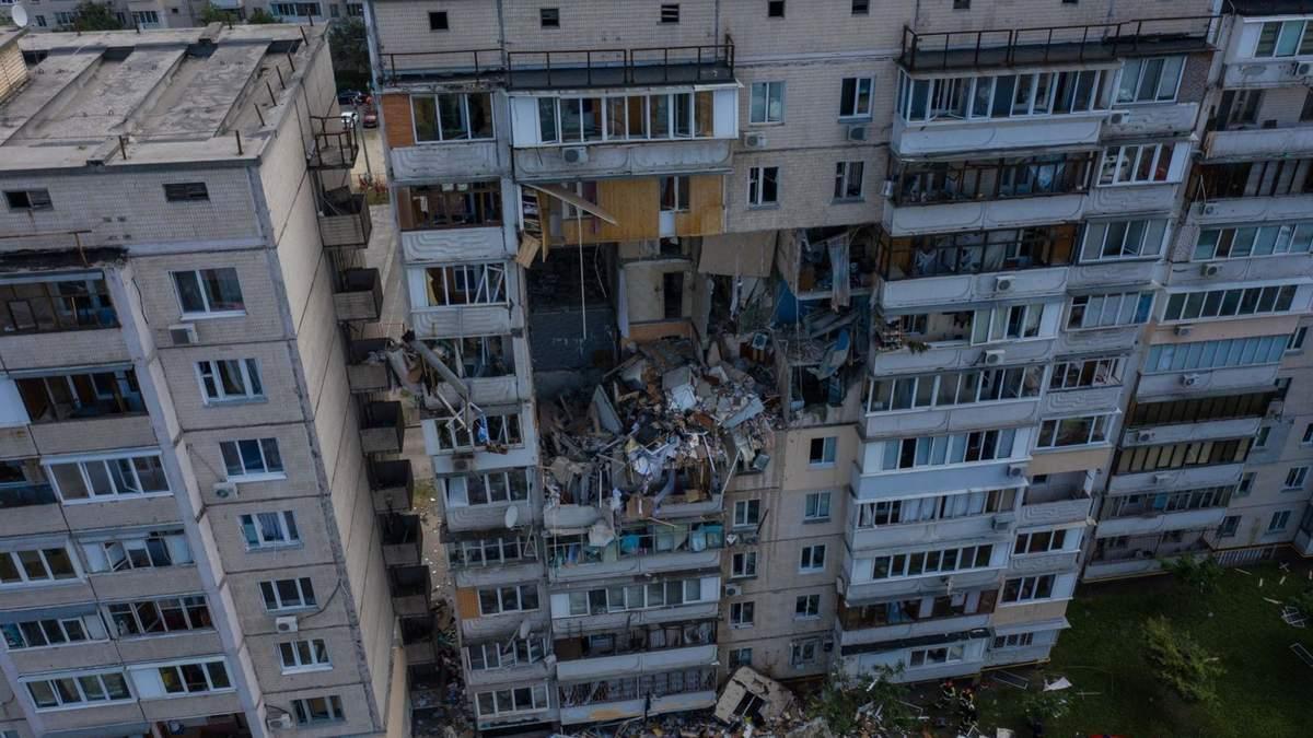 Взрыв на Позняках мог произойти из-за неправильной проверки газовых счетчиков